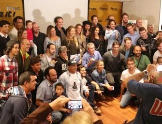 Lançamento do livro BodyBoard Art recebe personalidades do surf brasileiro