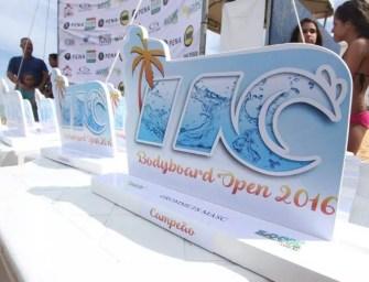 INC  Bodyboard Open é sucesso na Barra do Jucu