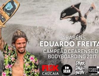 Eduardo Freitas – Campeão de fibra