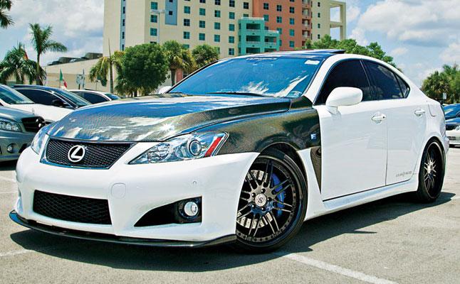 #hi-profile-car-club-lexus-feat