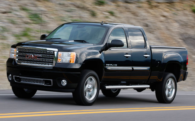 rides cars trucks gmc sierra 2500 denali hd