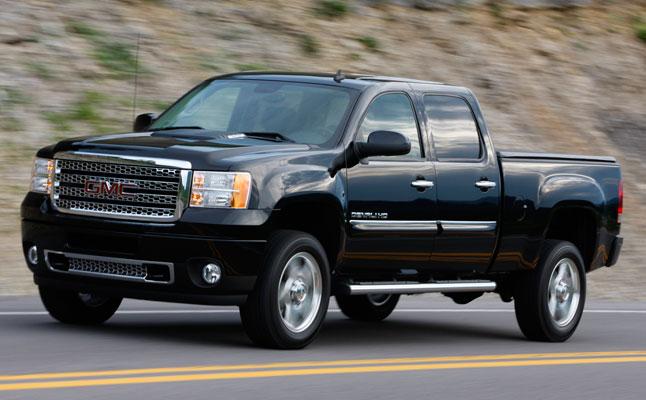 rides cars trucks gmc sierra 2500 denali hd