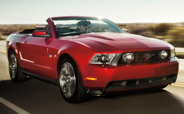 rides cars 2012 ford mustang gt convertible red