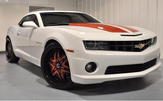 2010, Chevy, Chevrolet, Camaro, 2SS, RS, Custom, Rides