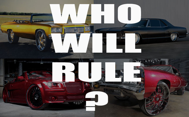 rides cars car reader's readers choice coty WHO-WILL-RULE-RIDES