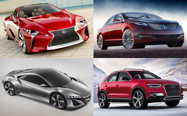 rides cars detroit-auto-show-2012 naias
