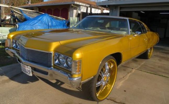 1971, Chevrolet, Chevy, Impala, Donk, Custom, Rides