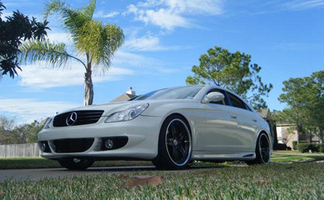 2007, Mercedes-Benz, Mercedes, Benz, CLS, Rides