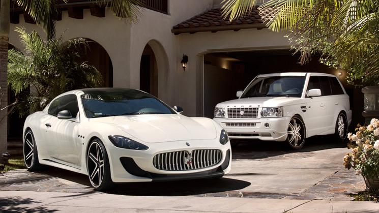 Range Rover, Maserati, Erick Aybar, Custom, Rides