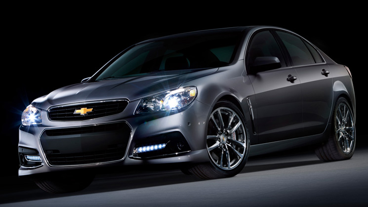 rides 2014 chevrolet chevy ss performance sedan donk box bubble rear wheel drive v8 four door