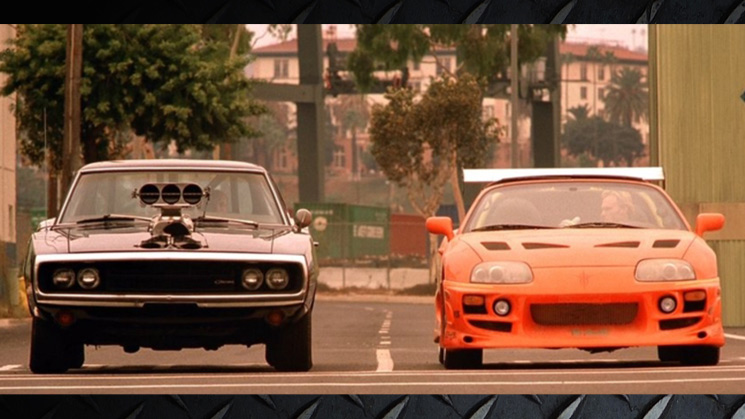 rides fast and furious tokyo drift 4 four 5 five 6 six paul walker vin diesel tyrese charger dodge