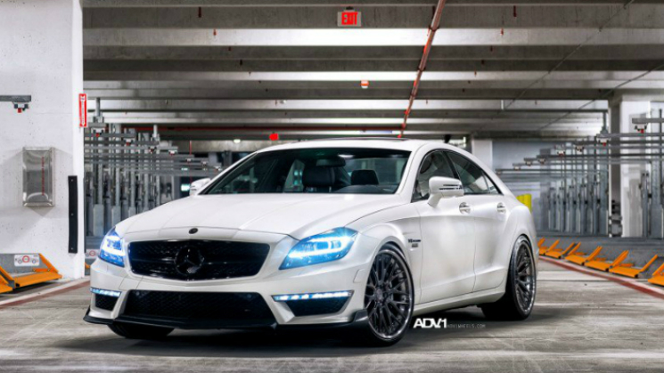 Mercedes-Benz CLS 63 AMG Adv.1