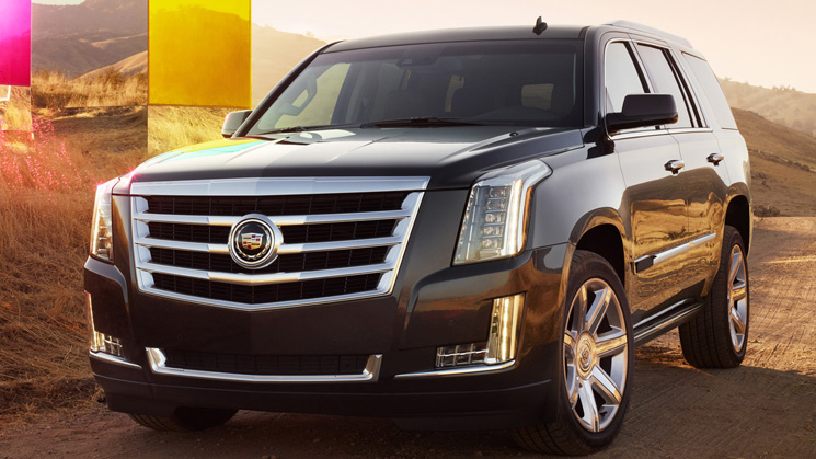rides 2015 cadillac escalade caddy reveal nyc debut esco