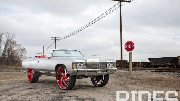 RIDES, Chevrolet, Impala, Donk