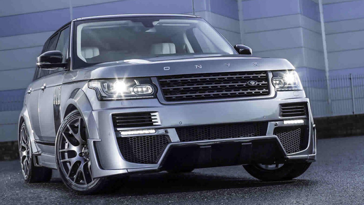 RIDES, Onyx, Range Rover