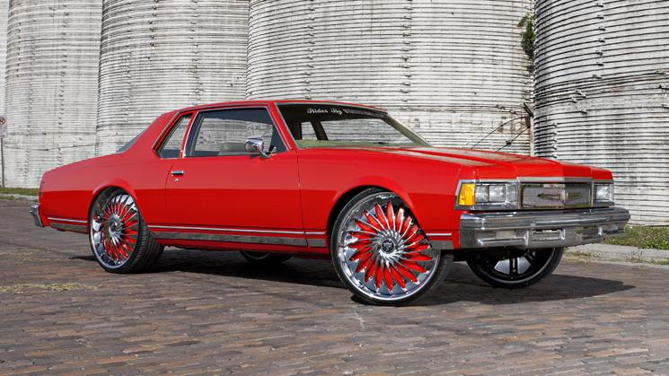 RIDES, donk, Chevrolet, Caprice