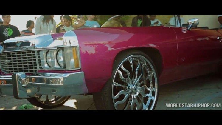 plies rides magazine fuck nigga fee custom cars donk bubble florida