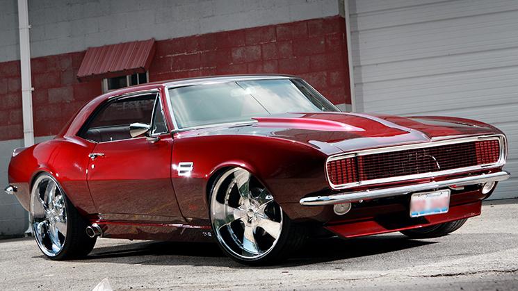Chevrolet, Camaro, FEAT