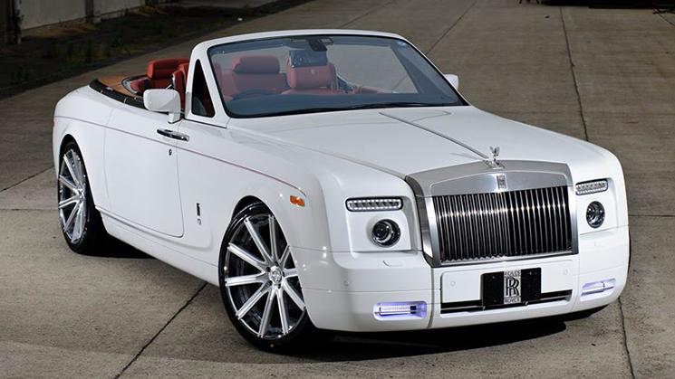 Rolls-Royce Phantom Drophead Coupe FEAT