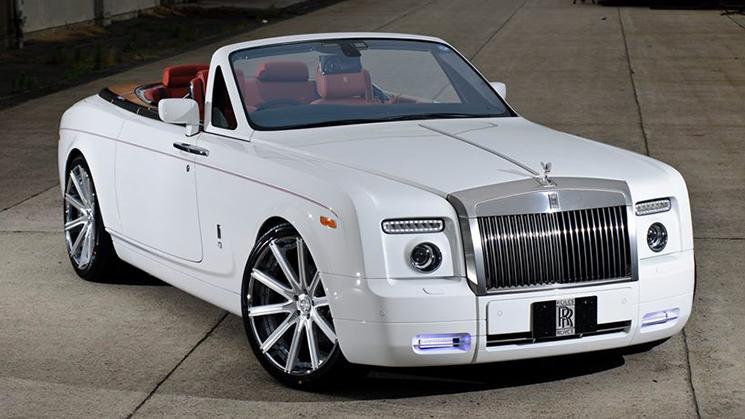 Rolls-Royce Phantom Drophead Coupe FEAT