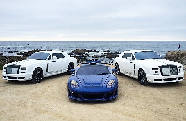 Pebble Beach, Concours d'Elegance, Luxury, Exotic, Instagram, Rides