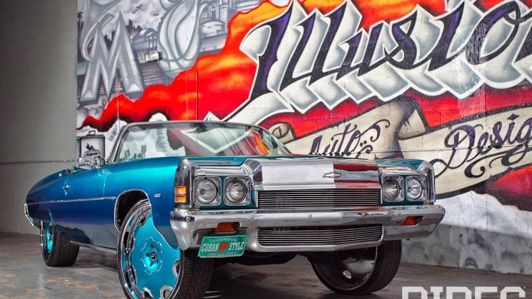 1972, Chevrolet, Impala, Donk, RIDES, Forgiato