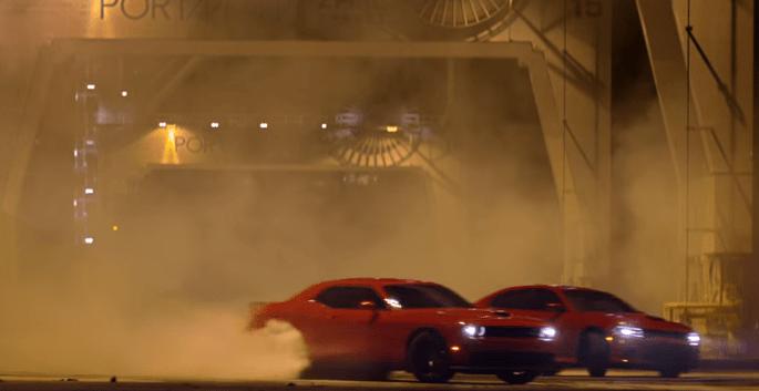 Dodge Predators HELLCAT