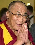 His Holiness the 14th Dalai Lama, Tenzin Gyatso