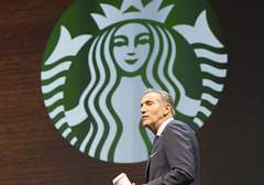 CEO Howard Schultz: From Rags to Riches Starbucks Brews Success