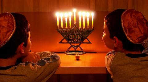 Hanukkah, Jewish 'Festival of Lights', 'Festival of Dedication'