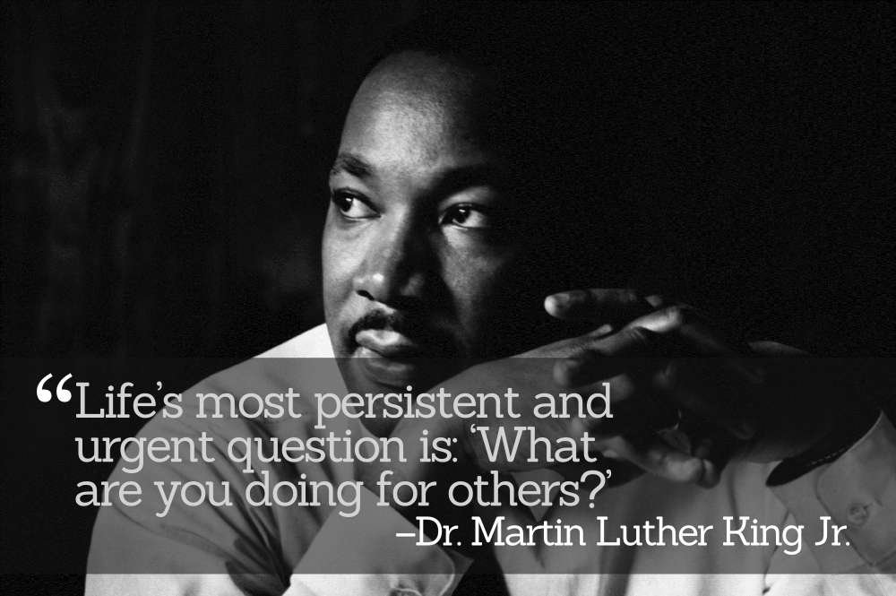 Inspirational Quotations by Dr. Martin Luther King Jr.