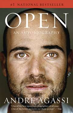 'Open: An Autobiography' by Andre Agassi (ISBN 0307388409)