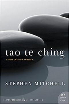 'Tao Te Ching' by Stephen Mitchell (ISBN 0061142662)