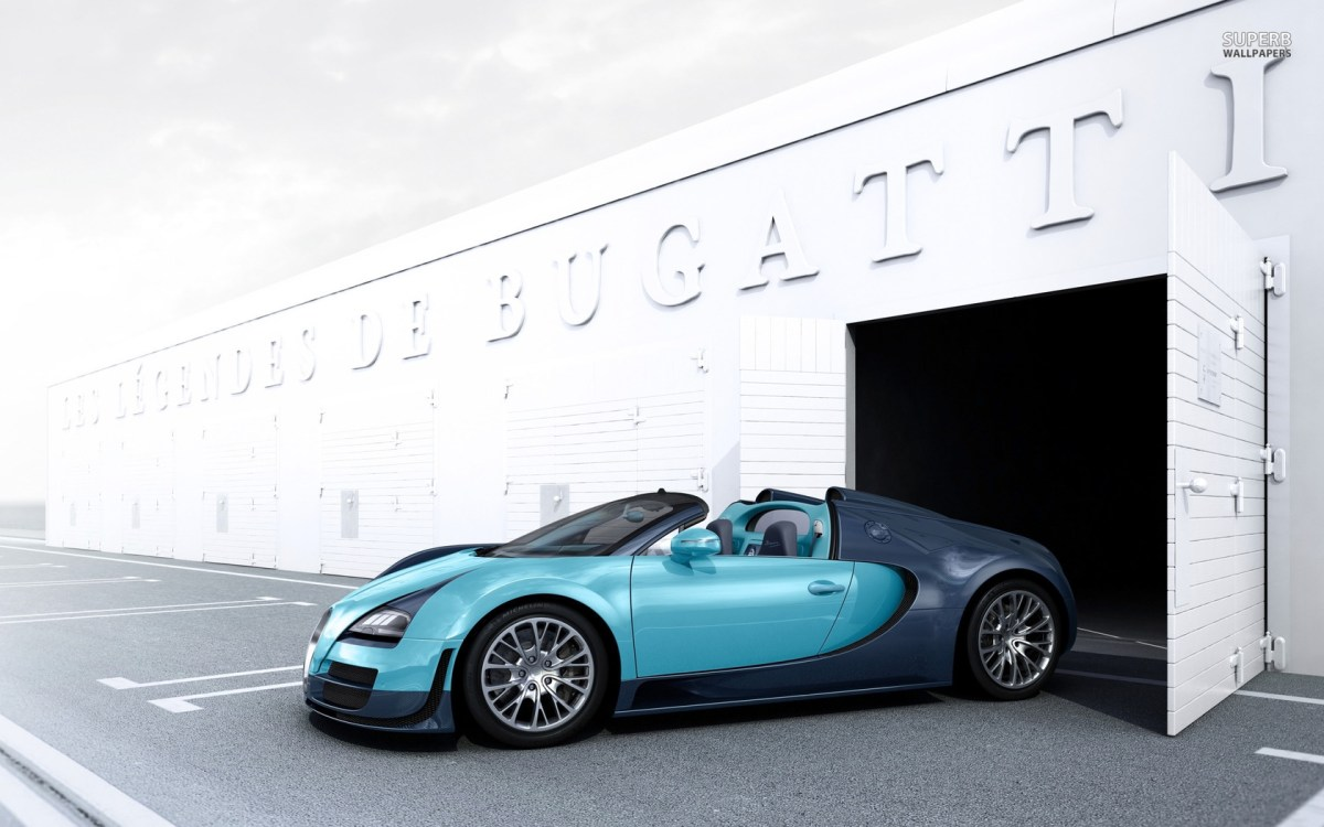 Build your own Bugatti Grand Sport Vitesse