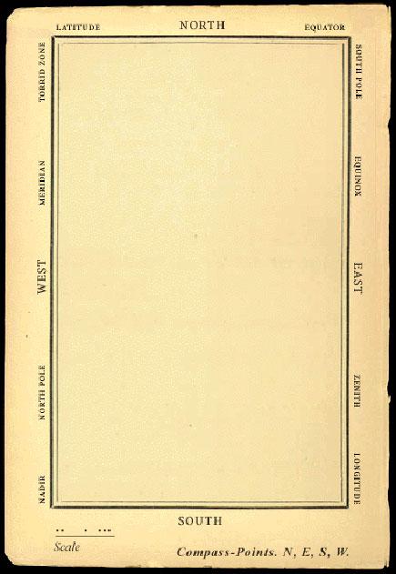 bellman's map