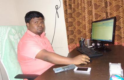Faruk Ahmed Majumdar