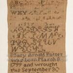 Mary Arnold Palmer 1806