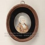 Hannah Weaver Peckham, 1800-1805