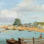 Field's Point, Providence ca. 1875