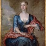 Mrs. Samuel Browne, Jr. (Katherine Winthrop), 1734