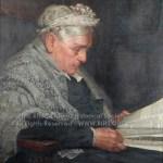 Abby Parmenter Gladding, ca.1884
