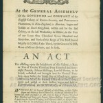Newport [R.I.]: [Printed by] Samuel Hall, 1765