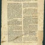Newport, [R.I.]: Nov. 13, 1775. Printed by Solomon Southwick, [1775]