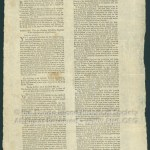 Newport, [R.I.]: Sept. 12, 1775. Printed by S. Southwick, [1775]