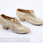 Pair of Women's Shoes, 1890