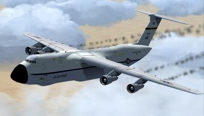DOWNLOAD Lockheed C-5 Galaxy Alphasim FSX & P3D - Rikoooo