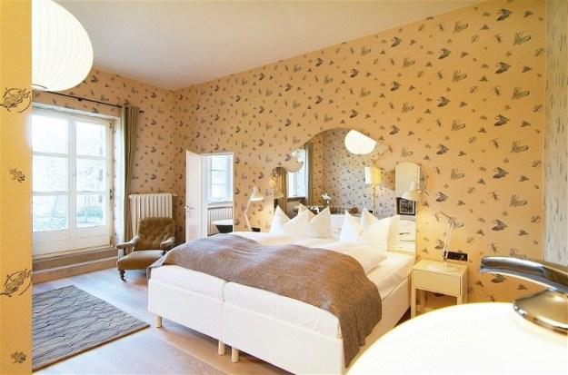 Kranzbach: Zimmer im Mary Portman House