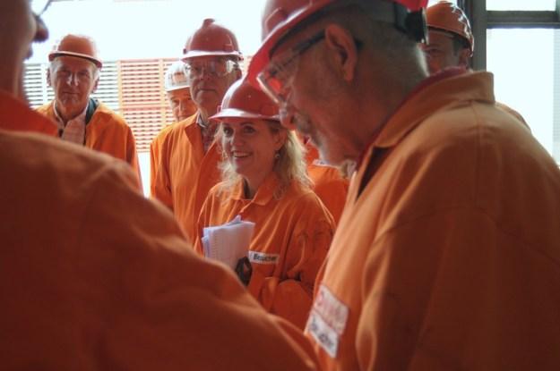Unterwegs im Stahlwerk oder auf Besuch in der Hölle_Stahlwerk_1