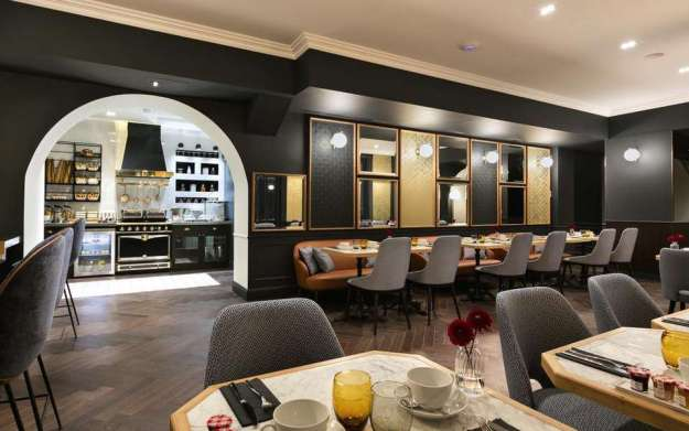 Paris im Januar erleben – Frühstück im Hotel
