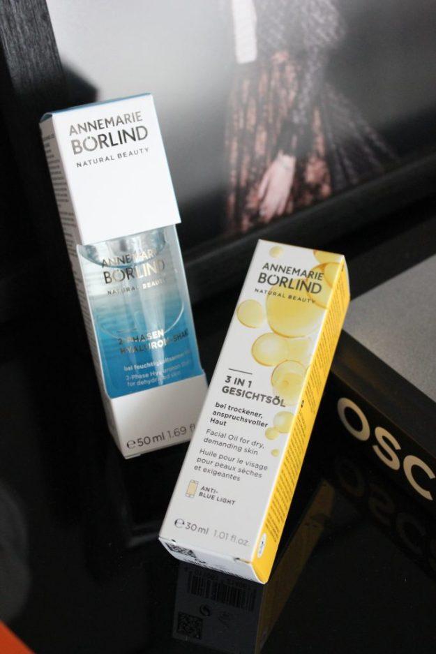 Hautschutz von Börlind gegen Smog und Blue Light